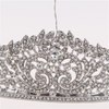 Factory Price Silver Princess Crown Tiaras Wedding Crowns For Bride
