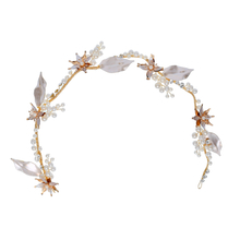 Wedding Bridal Headband Bridal Hair Accessory Women Headpiece