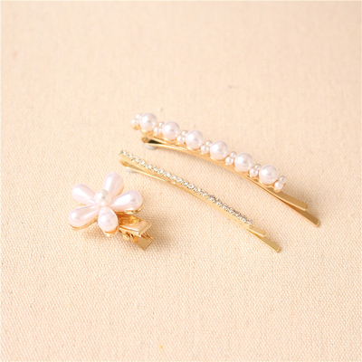 Bridal Hair Accessories Women Crystal Wedding Hair Clips For Girls