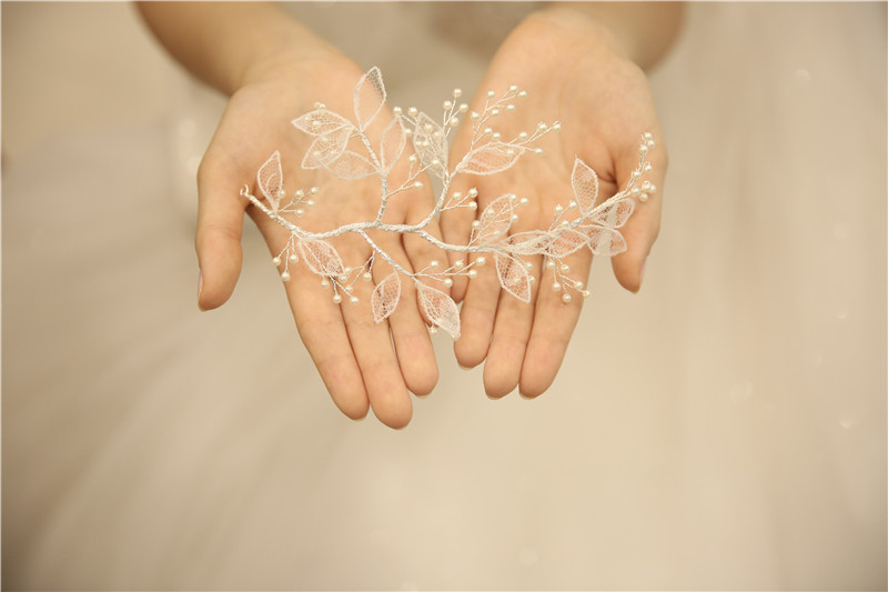 Original Hair Accessories Custom Design Wedding Bridal Headpieces