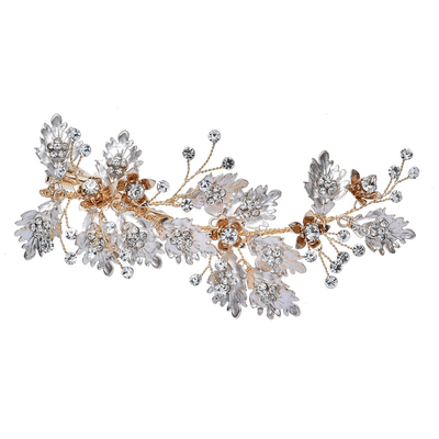 New Style Bright Crystal Jewelry Decorative Bridal Hair Accessories