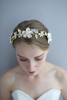 Newest Crystal Hairband Accessories Headdress Handmade Bridal Wedding Jewelry Headpiece For Women
