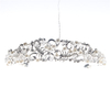 Beauty Hair Jewelry Decorative Crystal Stone Bridal Wedding Tiara Crown