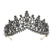 Handmade Rhinestone Wedding Jewelry Accessories Bridal Gift Crown