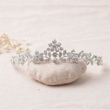 Custom Beautiful Hair Accessories Crown Wedding Crown Bride Crown Tiaras