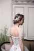 Decorations Silver Flower Womens Hairpin Bridal Party Hairpin Hair Accessories