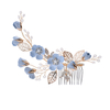 Hair Accessories Charming Rhinestone Flower Bridal Pearl Wedding Bridal Hair Combs For Women