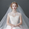 Women Various Style 4m Two-Layers Soft Wedding Veils With Comb