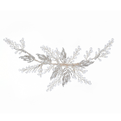 Crystal Bride Hair Clips Vintage Hair Comb Women Wedding Hair Accessories