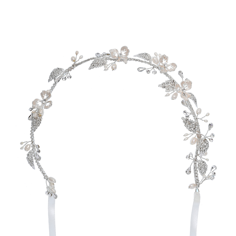 Korea Wedding Bridal Hair Accessories Headband Fancy Wedding Headpiece