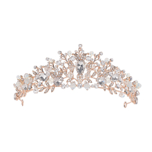 Luxury Exquisite Jewelry Wedding Dress Accessories Beauty Selection Crown