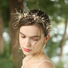 Factory Directly Modern Metal Headband Wedding Accessories For Bride