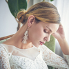 Boho Style Beaded Tassels Earrings Wedding Party Jewelry Earring